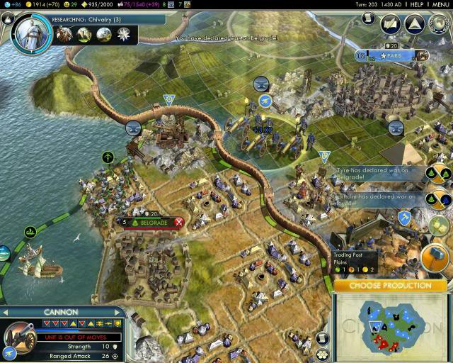Strategy for Persia? | CivFanatics Forums