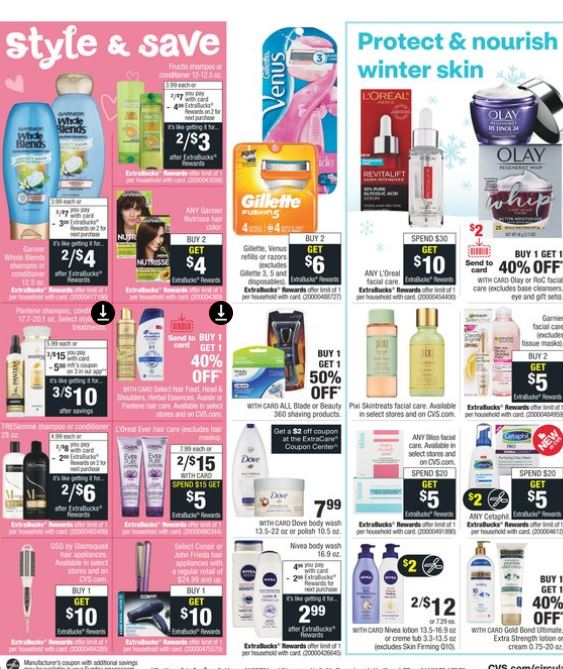CVS Weekly Ad Preview 1/19-1/25 Page-9