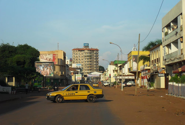 Bangui - República Centro Africana