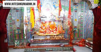 वन की देवी है मां बंजारी, रायगढ़(छ.ग)