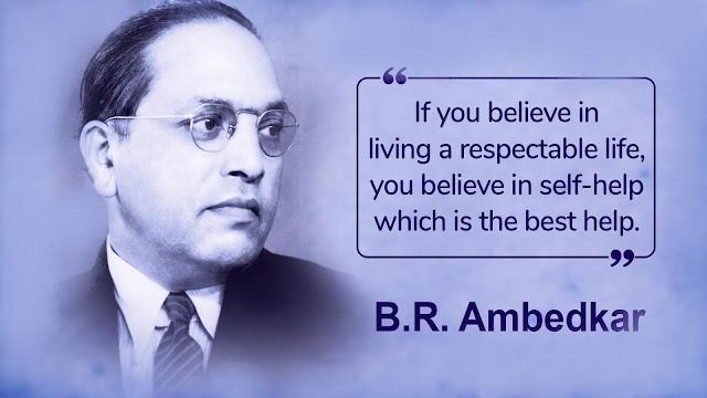 Happy Ambedkar Jayanti quotes 2021