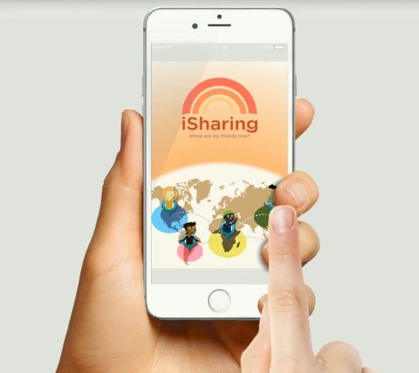 Aplikasi iSharing Untuk Lacak No Hp