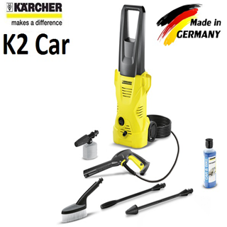 Máy rửa xe áp lực cao K2 car