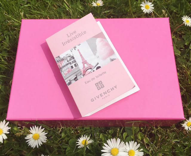 Givenchy perfume - Birchbox