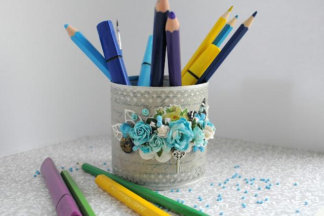 карандаши, фломастеры, декор для дома