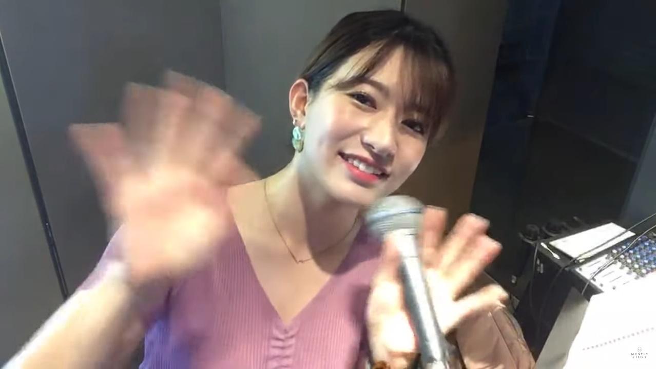 竹内美宥、約2か月ぶりにMYSTIC「LISTEN STAGE」に登場! 韓国デビュー ...
