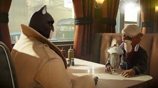 The game Blacksad Under the Skin is an entertaining detective quest, which was implemented based on the popular comic book