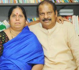 Comedian Dharmavarapu Subramanyam Family Wife Parents children's Marriage Photos
