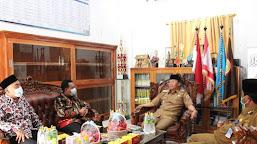 Rohidin Berusaha Optimalkan Belajar Tatap Muka di Bengkulu
