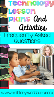 Technology Lesson Plans and Activities FAQ