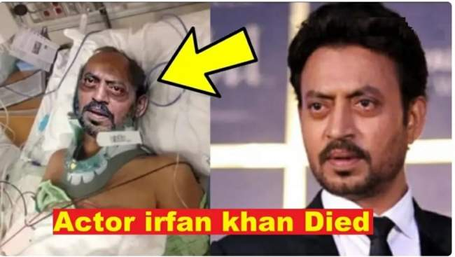 irrfan khan passed away when he revealed suffer from neuroendocrine tumor