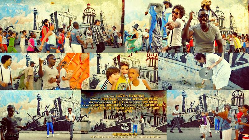 Lazos de Elegancia - ¨Mi Habana¨ - Videoclip - Director: Jose Rojas. Portal Del Vídeo Clip Cubano