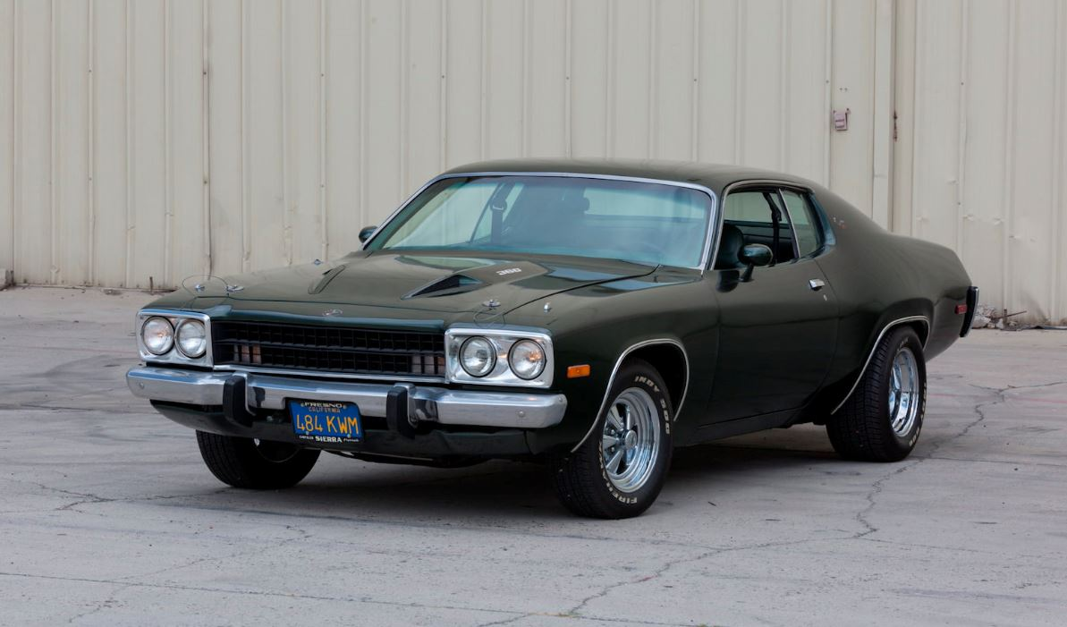 On The Block: 1974 Plymouth Roadrunner 360 Update with Sold Price