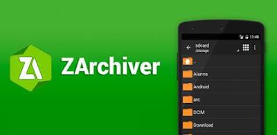 Download Aplikasi ZArchiver Terbaru