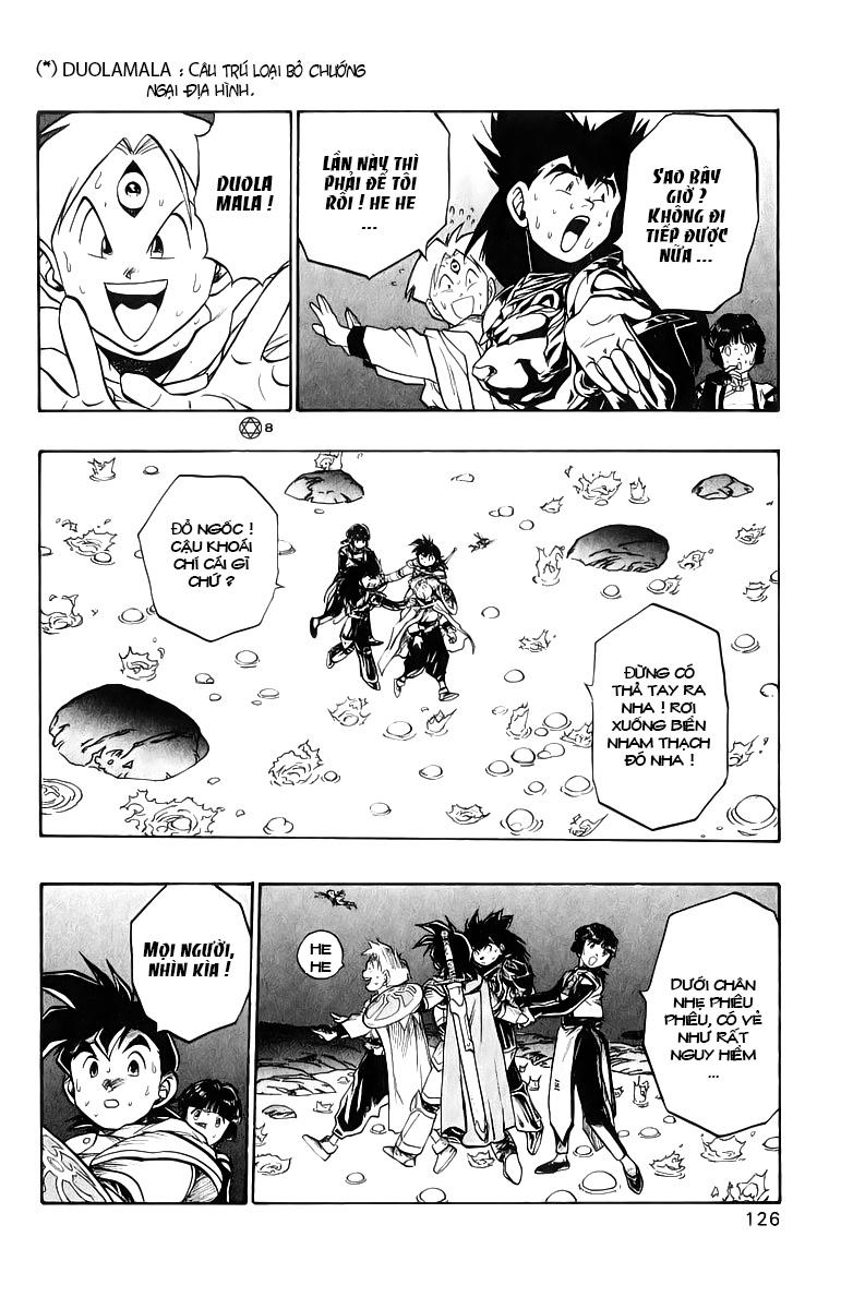 Dragon Quest: Emblem of Roto chapter 40 trang 31