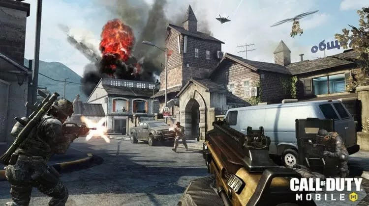 Call of Duty Mobile Now Available for Android, iOS
