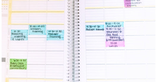 How to Create a Flexible Color-Coded Planning System