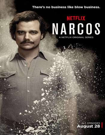Narcos 2016 Hindi Dual Audio HDRip Full Season Download