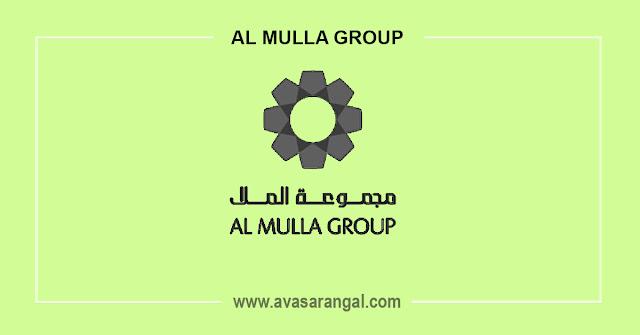 Vacancies in Al Mulla Group │Kuwait