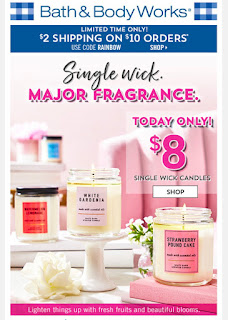 Bath & Body Works | Today's Email - February 18, 2020