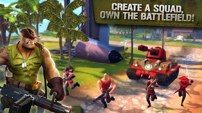 Blitz Brigade 2.2.0l APK for Android Game Terbaru