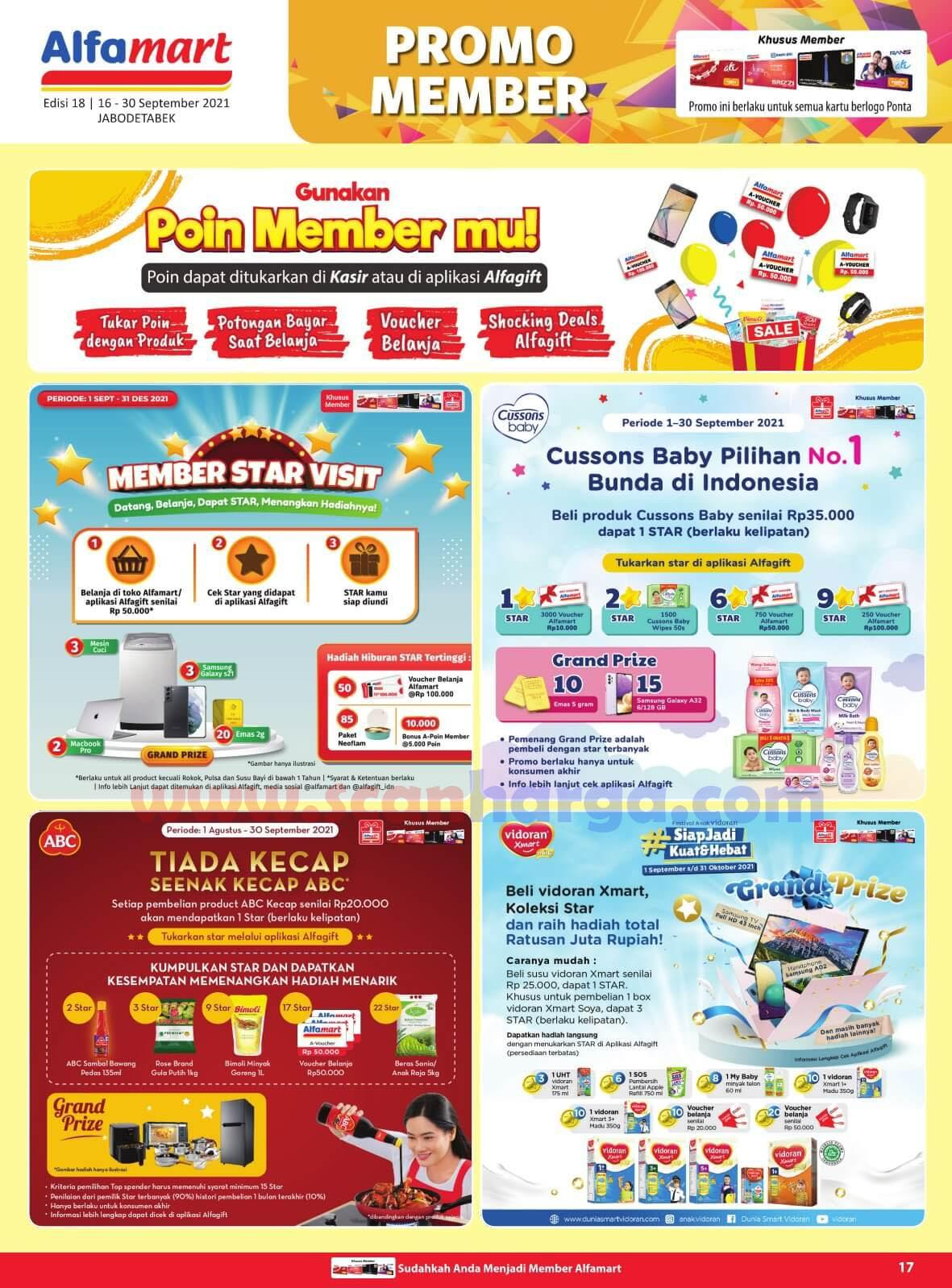 Katalog Promo Alfamart 16 - 30 September 2021 17