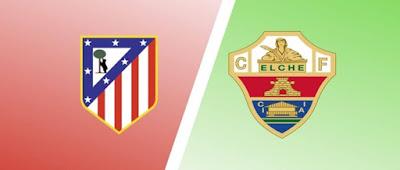 مشاهدة مباراة اتليتكو مدريد ضد التشي 19-12-2020 بث مباشر في الدوري الاسباني