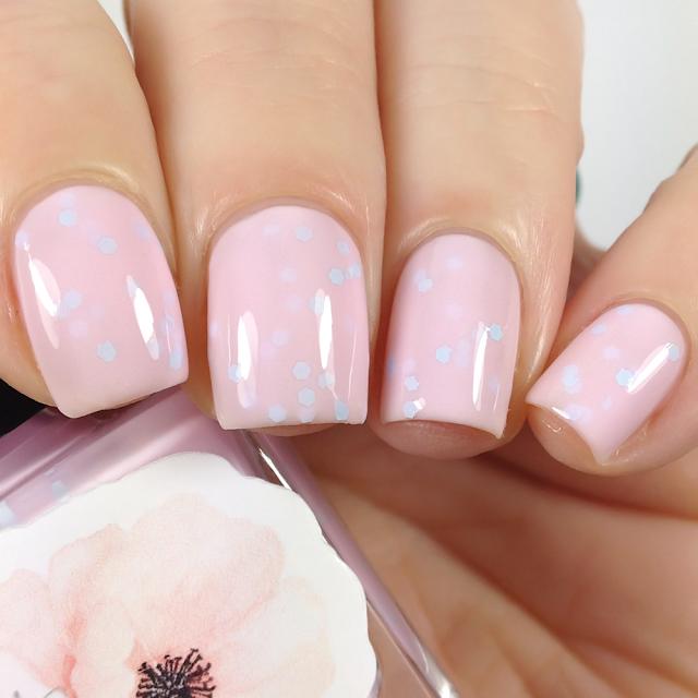 My Stunning Nails-Cotton Tail