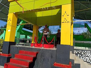 Kapolres Enrekang Pimpin Upacara Hari Kesadaran Nasional, Ini Himbauannya