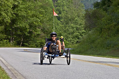 10 Reasons to Ride a Recumbent