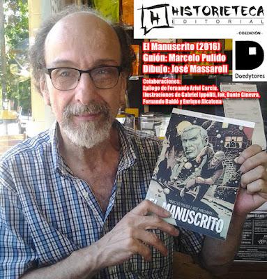 El Manuscrito, Alcatena, Historieteca, Doedytores