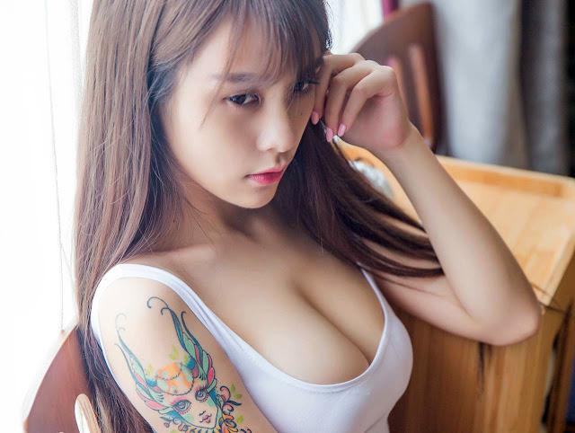 Galeri Foto Model Asia 8