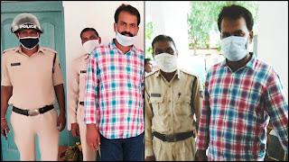 अवैध रूप से पिस्टल व कारतूस रखने वाला हरियाणा का आरोपी पुलिस रिमांड का बाद पहुँचा जेल