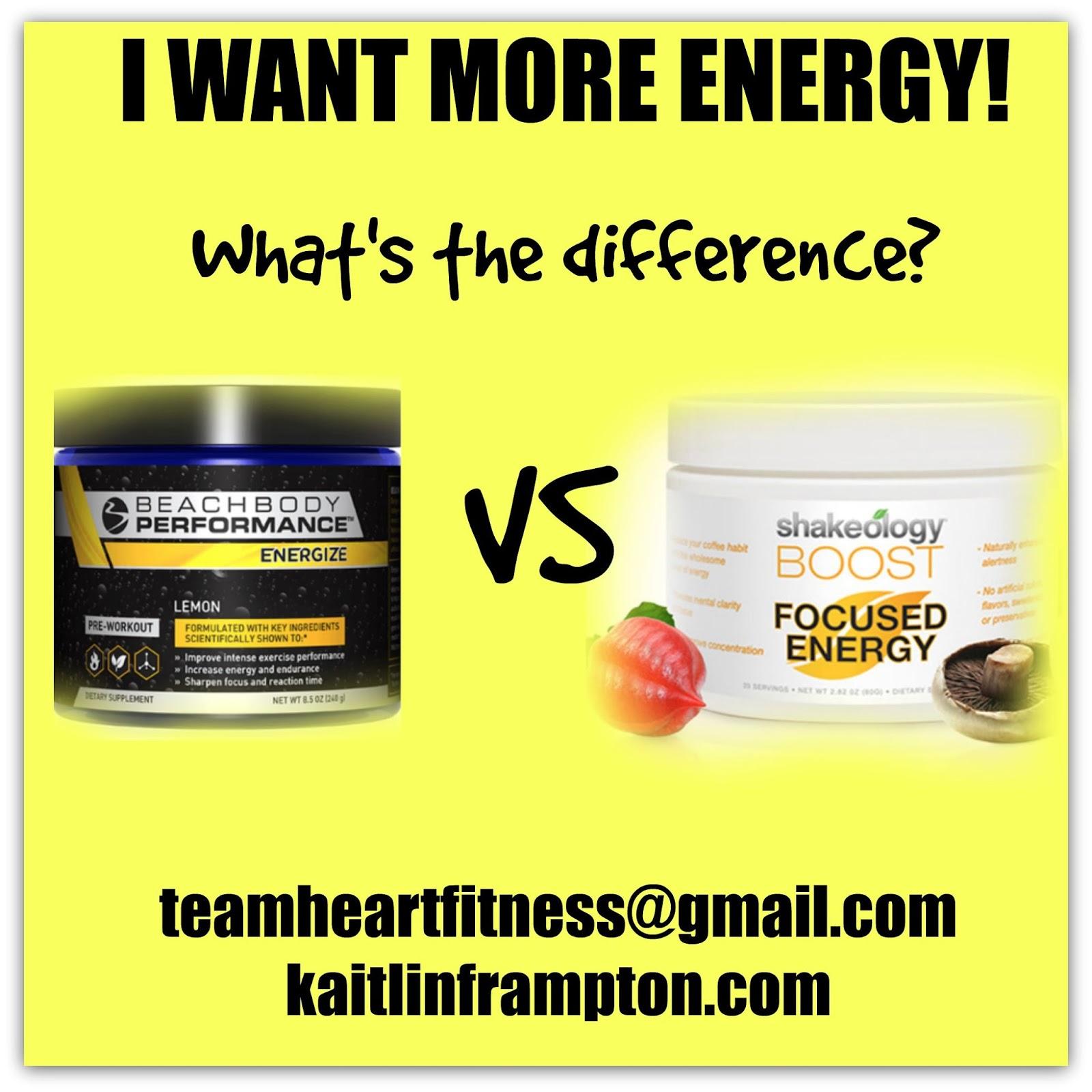Kaitlin Frampton Fitness Top 2 Healthy Energy Drinks