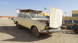 Is not working anymore in Nouakchott