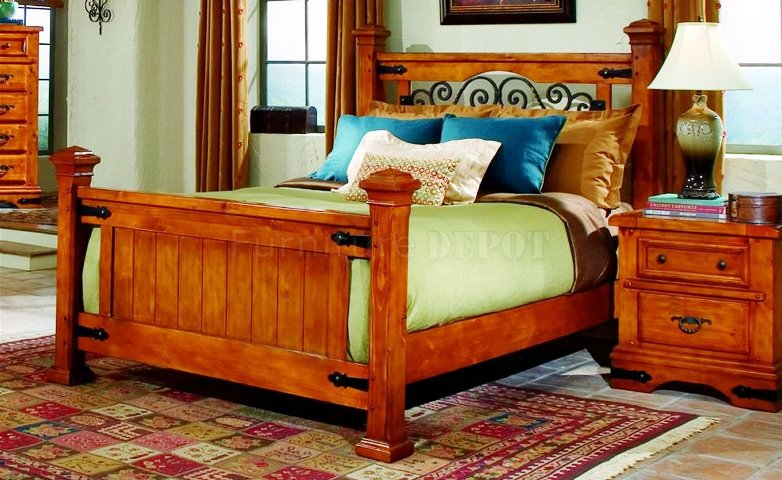 Cheap Western Bedroom Furniture Sets
