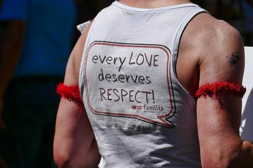Every love deserves respect