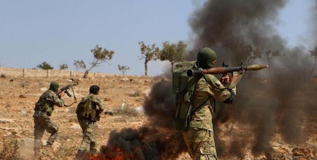 Δεν αποσύρουν τα βαρέα όπλα από την Ιντλίμπ οι τζιχαντιστές