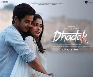 Dhadak First Look Poster 5