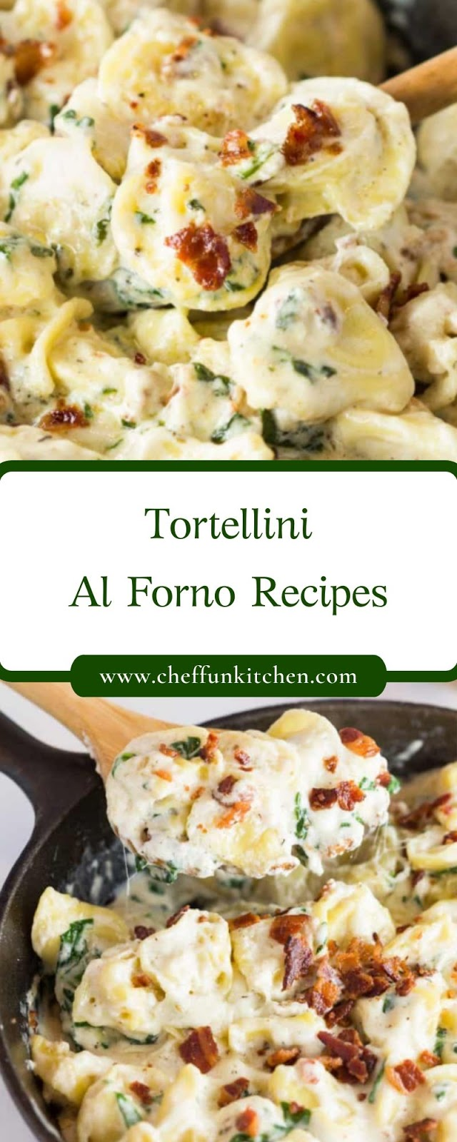 Tortellini Al Forno Recipes