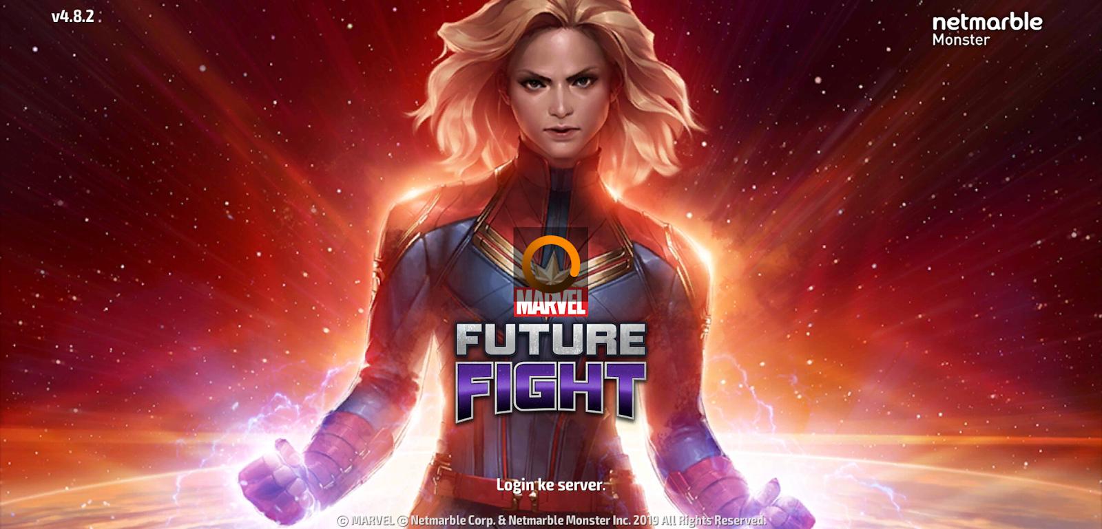 Cara Mudah Level 70 dan Tier 3 Marvel Future Fight