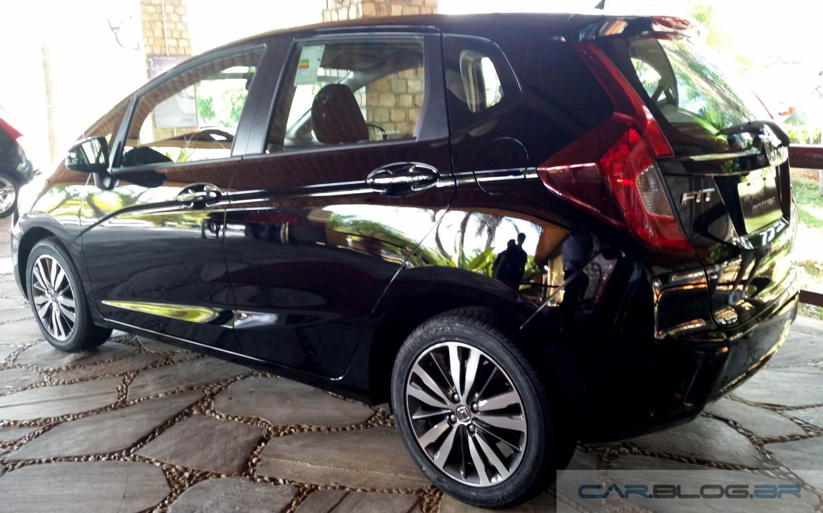 Honda Fit 2015 Lx >> Novo Honda Fit EX 2015: preço e especificações técnicas | CAR.BLOG.BR