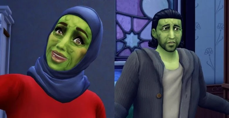 How to remove a curse in The Sims 4: And The Realm of Magic