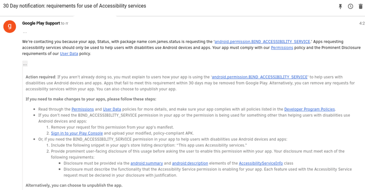 android-accessibility-services