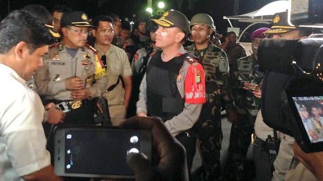 Polda Metro Jaya Bantah Kapolda Memprovokasi, Penggunggah Video Diimbau Minta Maaf : Berita Terhangat Hari Ini