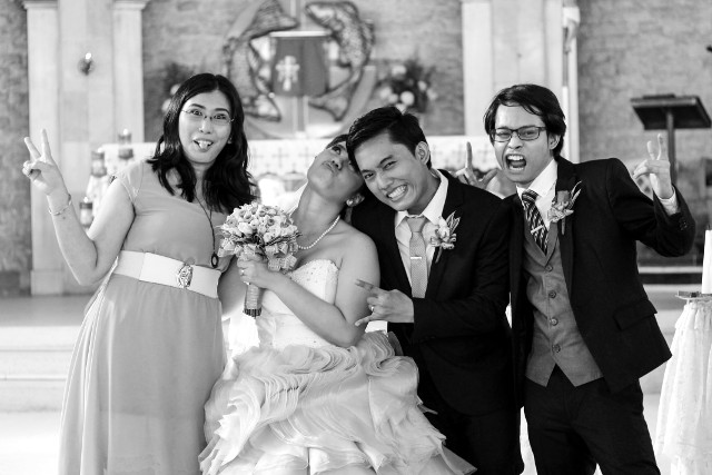 Gab - Cy Wedding. Photography by nephithyrion