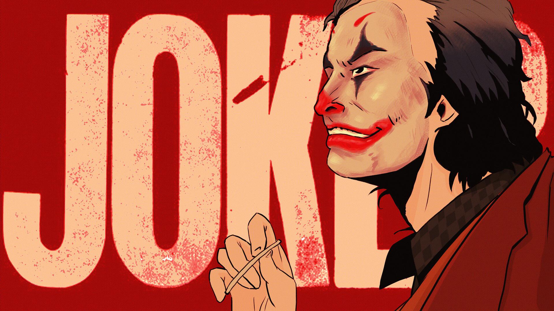 Joker Sign Full HD, 4K Wallpaper