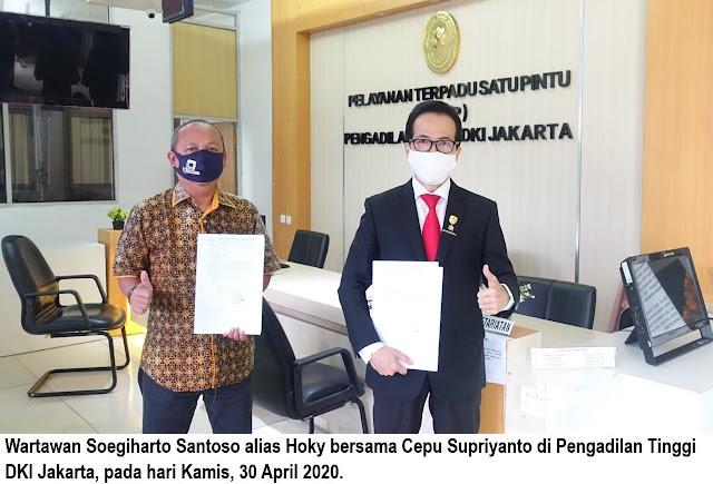 Terkait Penghinaan Wartawan, Putusan Sela Pengadilan Negeri Yogyakarta Aneh Tapi Nyata
