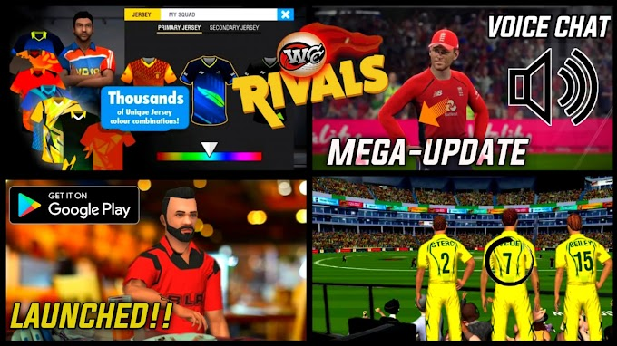 New Cricket Game With Live Audience Features