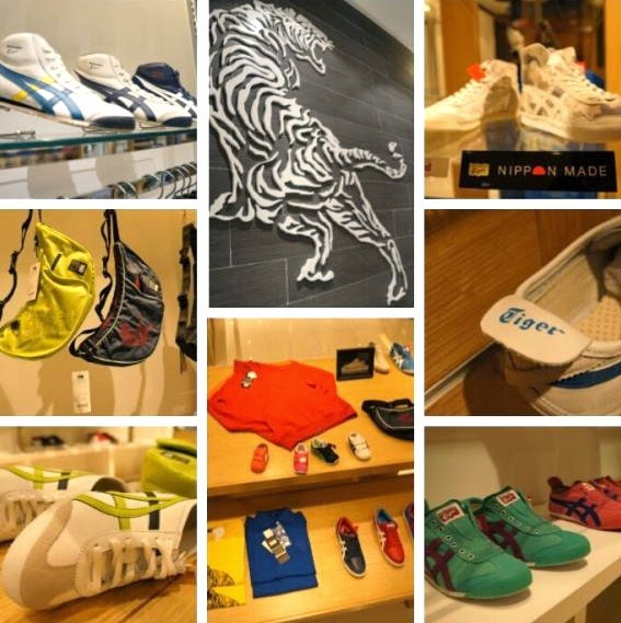 best sneakers 774b3 54bb6 RUNNING WITH PASSION: Press Release: Onitsuka Tiger Opens at ...